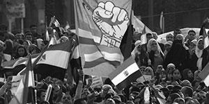 О революциях в странах арабского мира