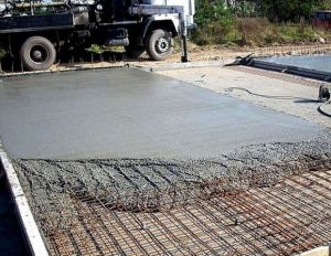 бетон новый вид